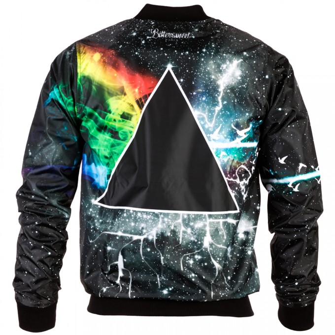 Prismatic bomber jacket Thumbnail 2