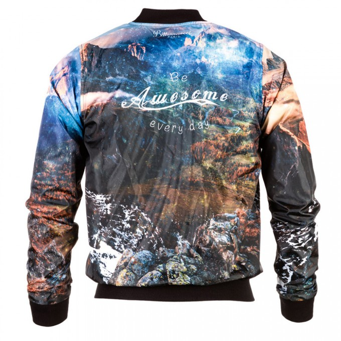 Awesome bomber jacket Miniaturbild 2