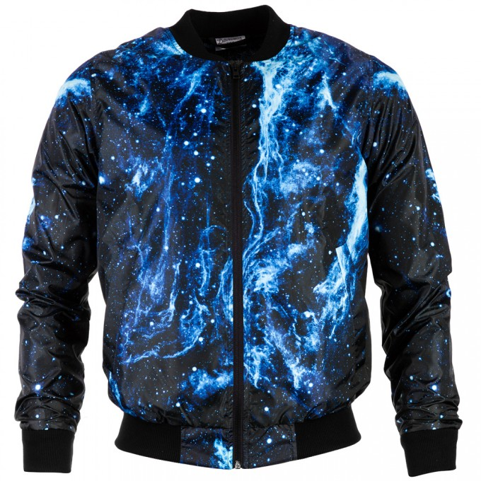 Galaxy Team bomber jacket Miniaturbild 1