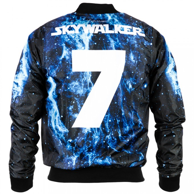 Galaxy Team bomber jacket Miniaturbild 2