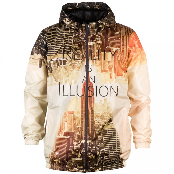 Reality windbreaker Miniaturbild 1