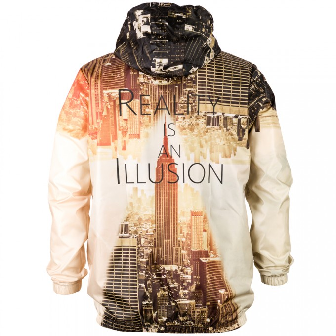 Reality windbreaker Miniaturbild 2