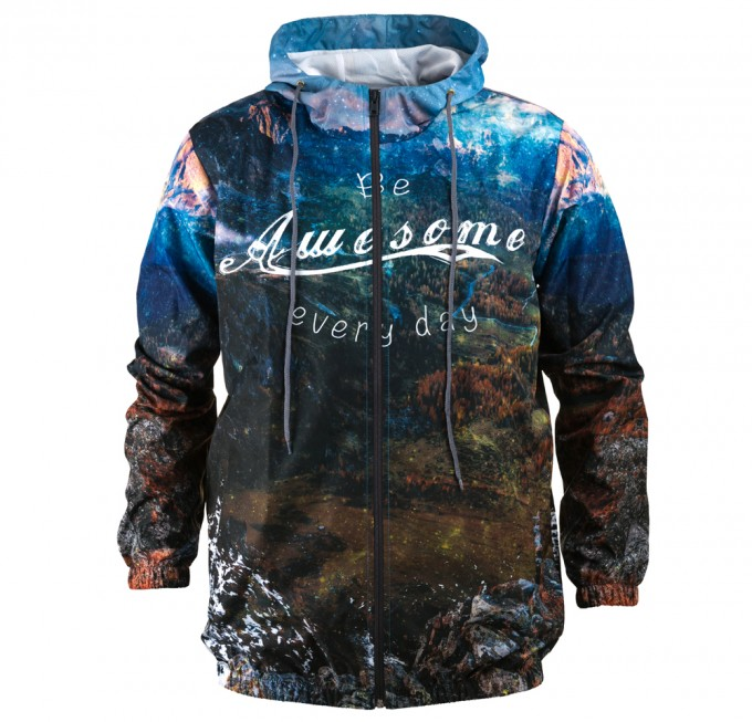 Awesome windbreaker Miniaturbild 1
