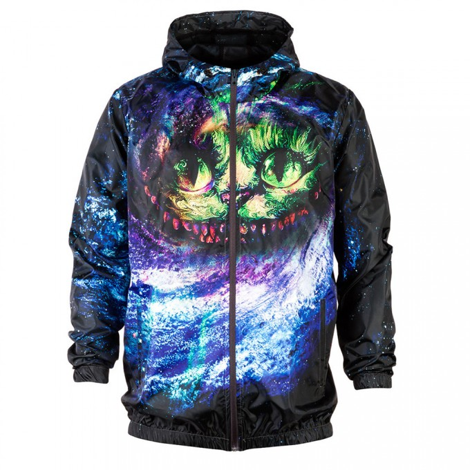 Magic Cat windbreaker Miniaturbild 1