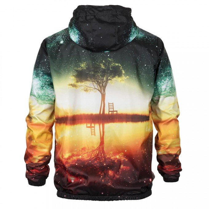 Tree windbreaker Miniaturbild 2