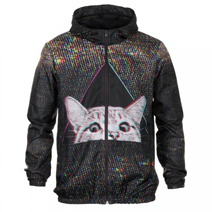 Technocat windbreaker Miniaturbild 1