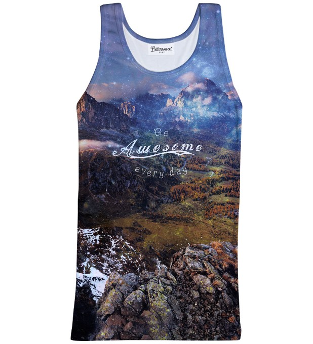 Awesome Tank Top Thumbnail 1
