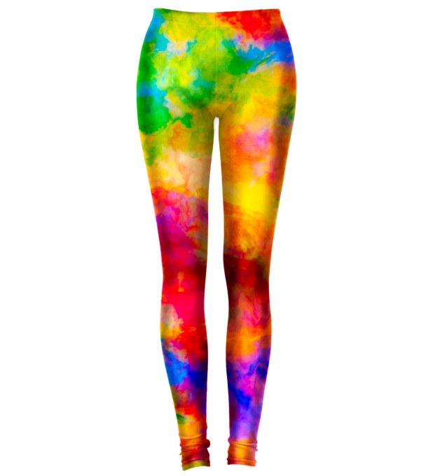 Color Freak Holi Leggings Thumbnail 1