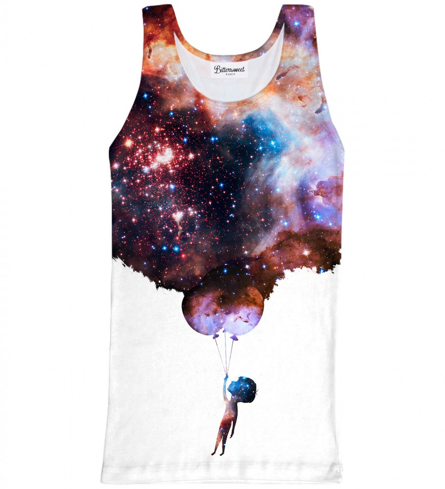 Bittersweet Paris, Dream Boy Tank Top Image $i