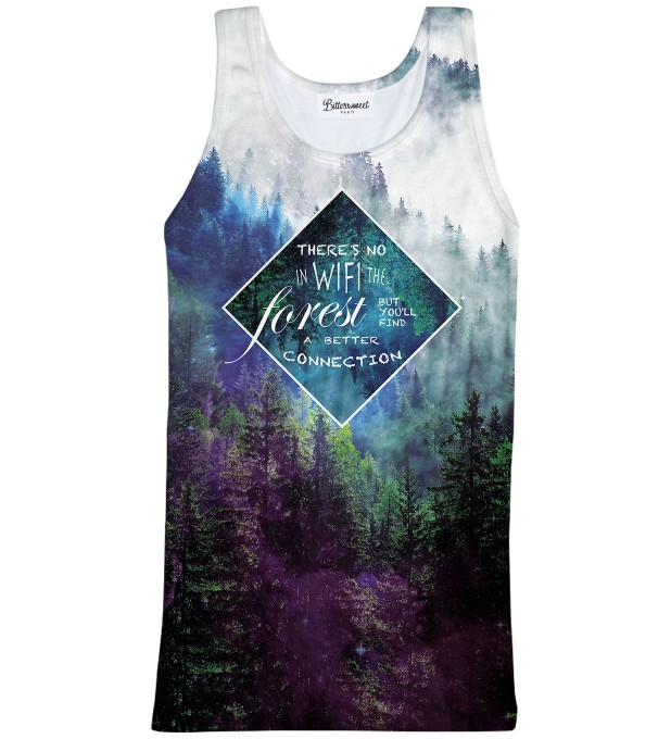 Forest Tank Top Thumbnail 1