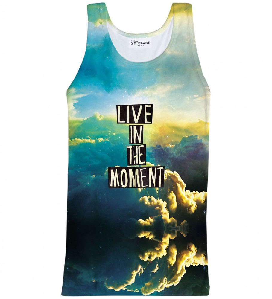 Bittersweet Paris, Moment Tank Top Image $i