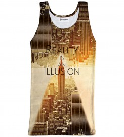 Bittersweet Paris, Reality Tank Top Thumbnail $i