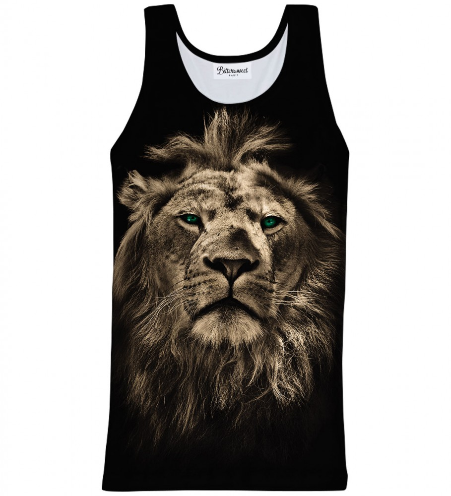 Bittersweet Paris, The king Tank Top Image $i