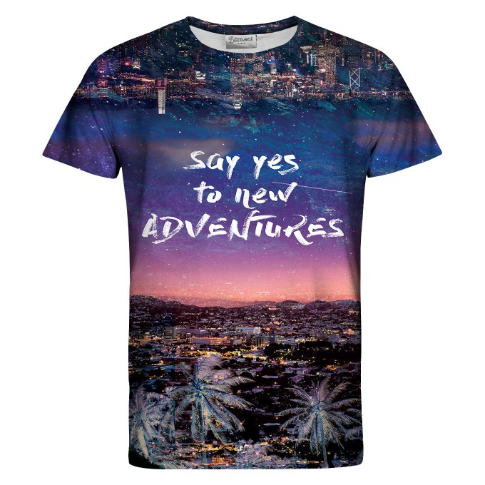 Adventures t-shirt Thumbnail 1