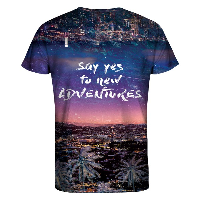Adventures t-shirt Thumbnail 2
