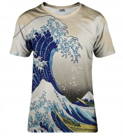 Bittersweet Paris, Great Wave t-shirt Thumbnail $i