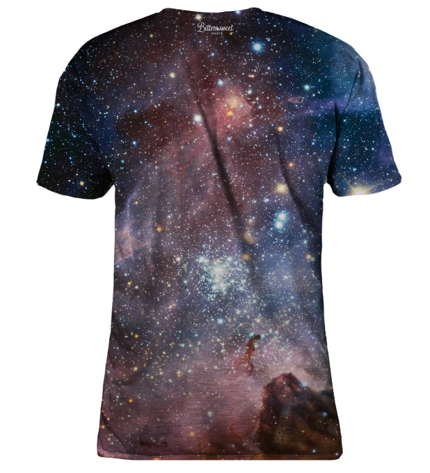 Purple Galaxy t-shirt Thumbnail 2