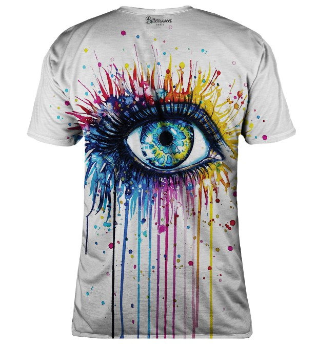 Eye t-shirt Miniaturbild 2