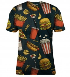 Bittersweet Paris, Fast Food t-shirt Thumbnail $i