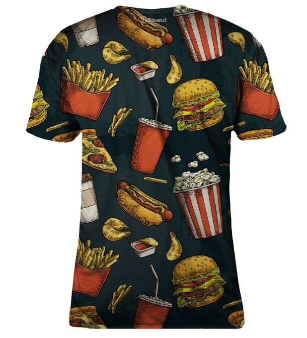 Fast Food t-shirt Thumbnail 2
