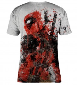 Bittersweet Paris, Weapon X t-shirt Thumbnail $i