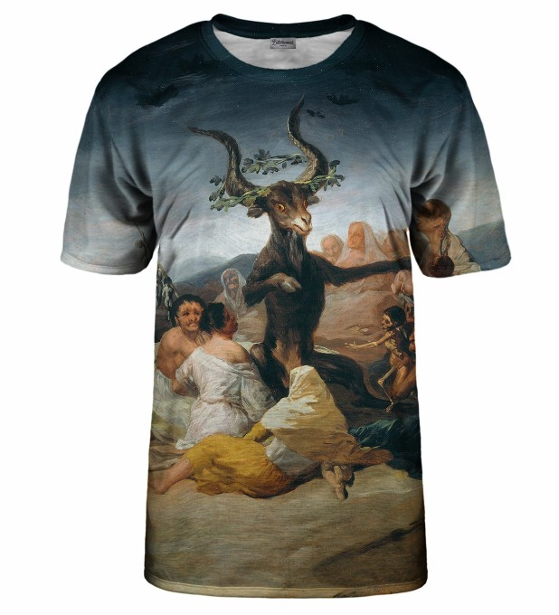 Witches' Sabbath t-shirt Miniaturbild 2