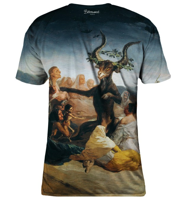 Witches' Sabbath t-shirt Thumbnail 2