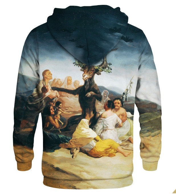 Witches' Sabbath kapuzenpullover Miniaturbild 2