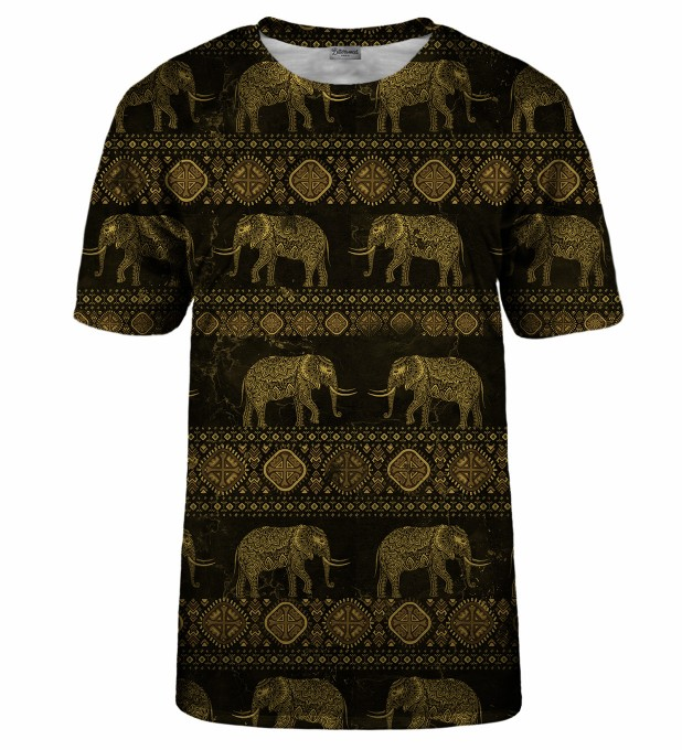 Golden Elephants t-shirt Thumbnail 1
