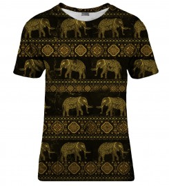 Bittersweet Paris, Golden Elephants t-shirt Thumbnail $i