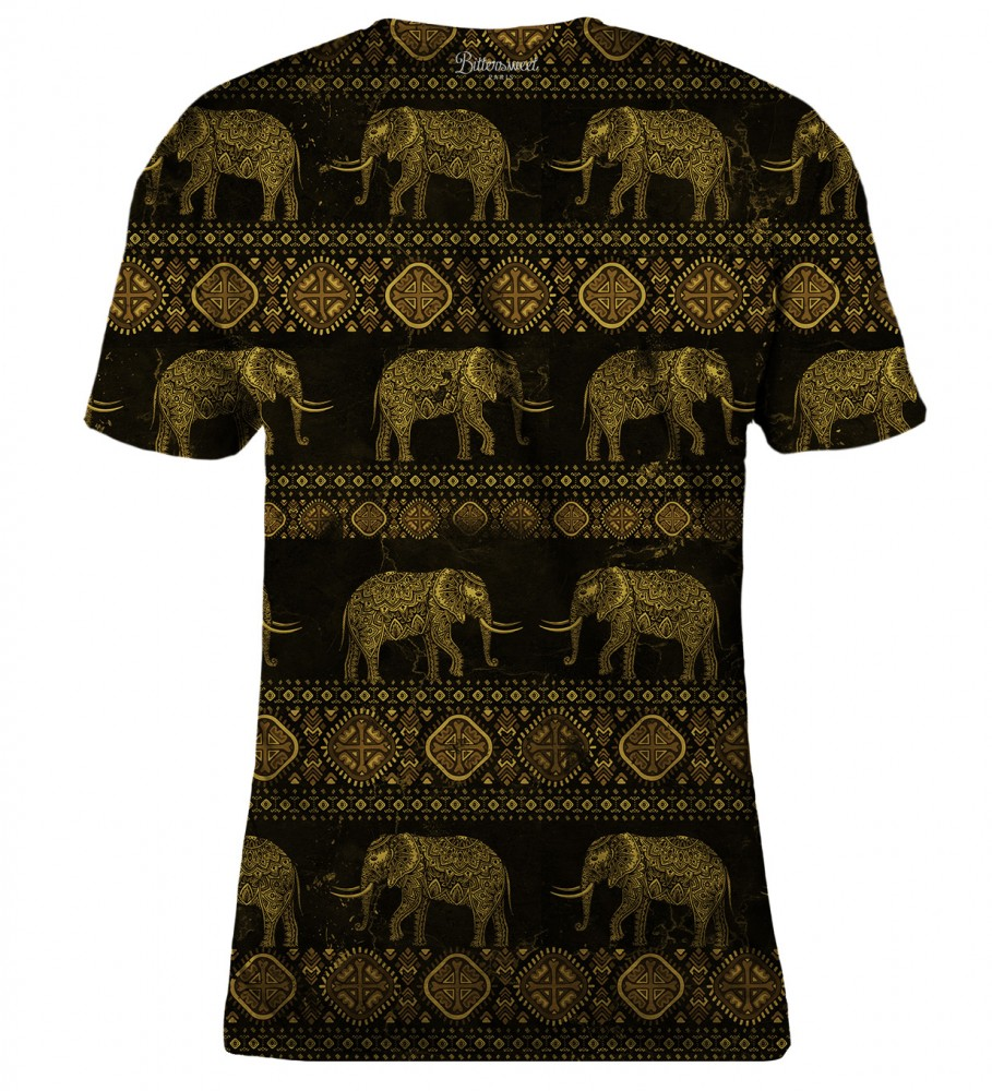 Bittersweet Paris, Golden Elephants t-shirt Image $i