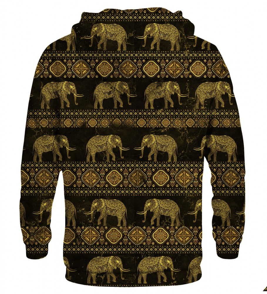 Bittersweet Paris, Golden Elephants hoodie Image $i