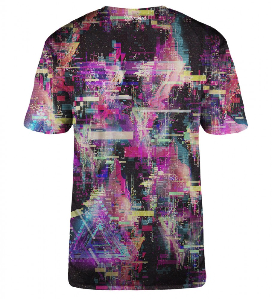 Bittersweet Paris, Total Glitch t-shirt Image $i