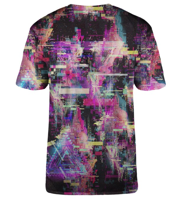 Total Glitch t-shirt Thumbnail 2