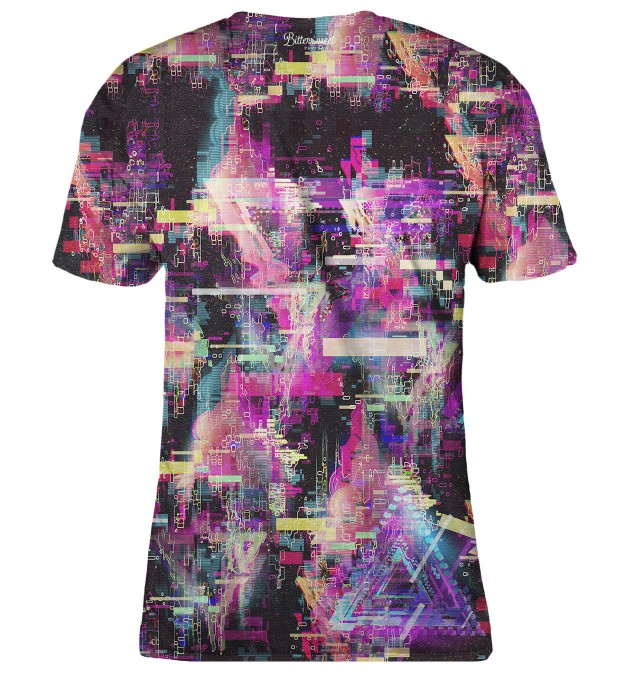 Total Glitch t-shirt Miniaturbild 2