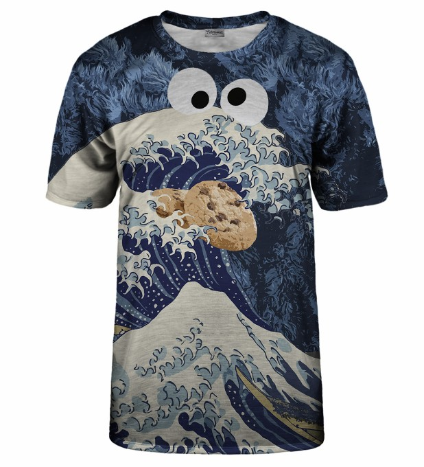 Wave of Cookies t-shirt Miniaturbild 1