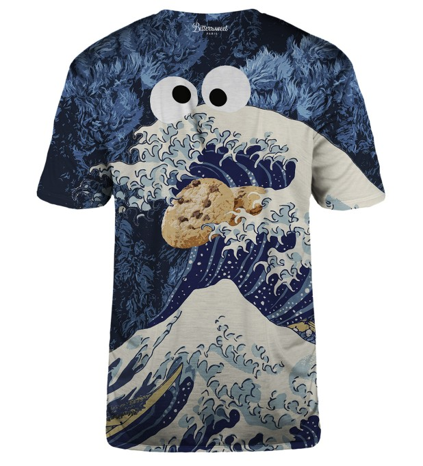 Wave of Cookies t-shirt Thumbnail 2