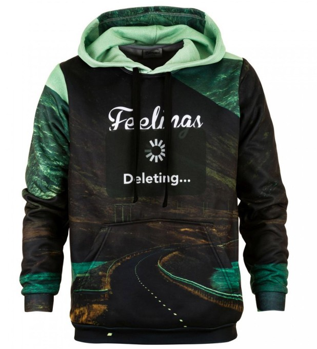 Feelings Deleting hoodie Thumbnail 2