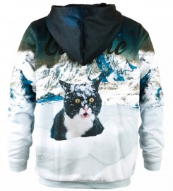 Bittersweet Paris, Cocaine Cat hoodie Thumbnail $i