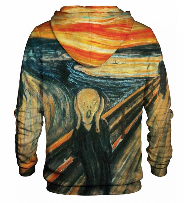 The Scream kapuzenpullover Miniaturbild 2