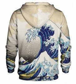 Bittersweet Paris, Great Wave hoodie Thumbnail $i