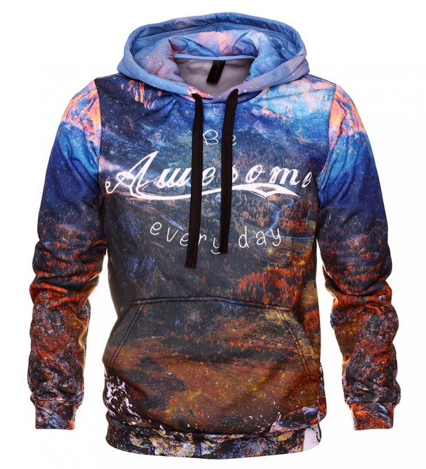 Awesome hoodie Thumbnail 2
