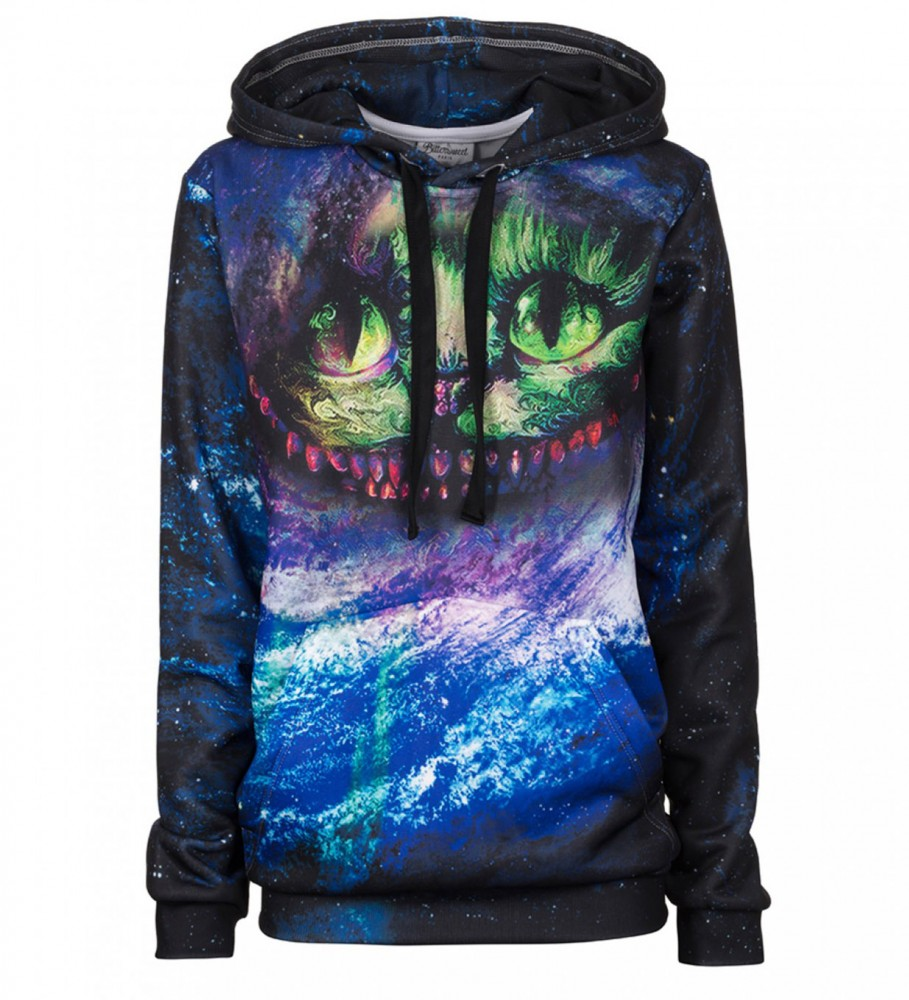 Bittersweet Paris, Magic Cat hoodie Image $i