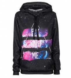 Bittersweet Paris, Fly with me hoodie Thumbnail $i