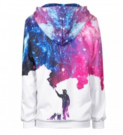 Bittersweet Paris, Painter hoodie Thumbnail $i