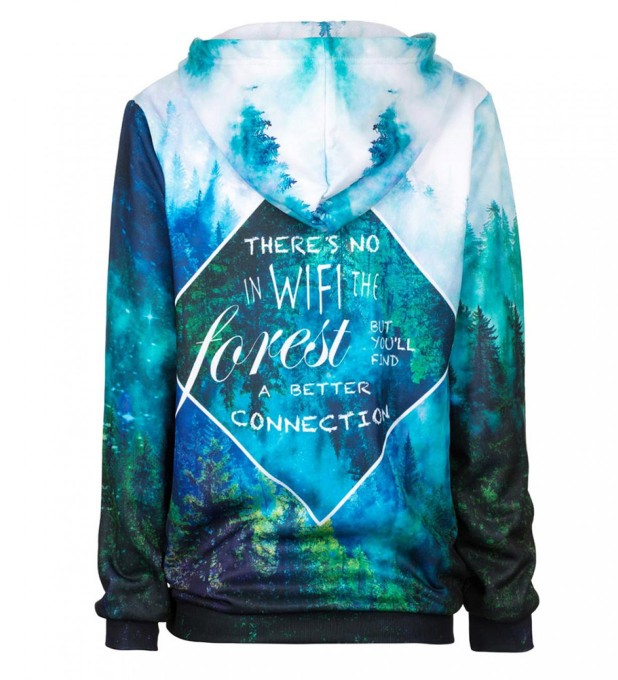 Forest hoodie Thumbnail 2