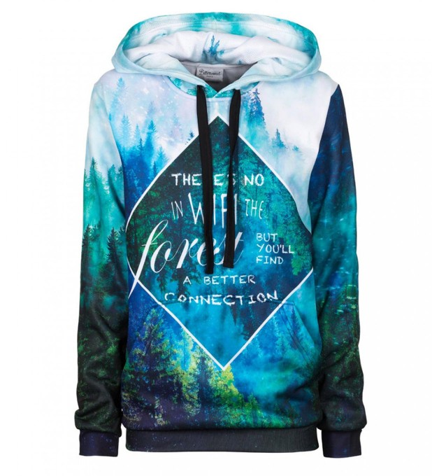 Forest hoodie Thumbnail 1