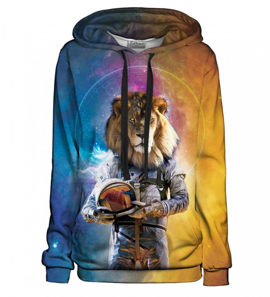 Bittersweet Paris, Space King  hoodie Image $i