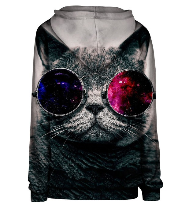 Catty hoodie Thumbnail 2