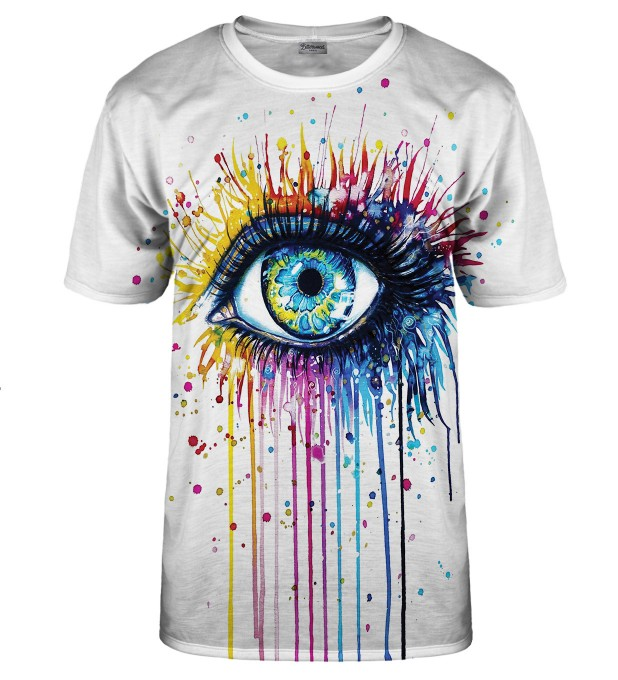 Eye t-shirt Thumbnail 2